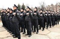 Объявлен набор в патрульную полицию Мелитополя