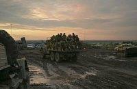 Боевики 16 раз за день открывали огонь вблизи донецкого аэропорта