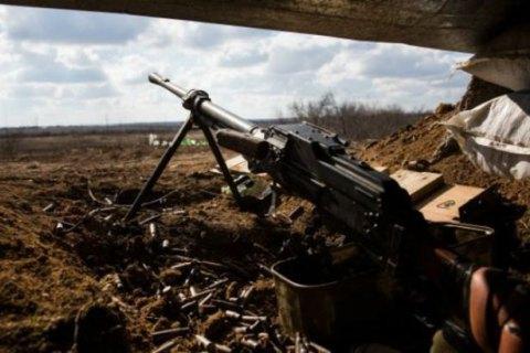 Сьогодні окупанти стріляли з мінометів та гранатометів