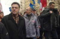 В Чернигове оппозиция пообещала жизнь в ЕС и побороть бедность