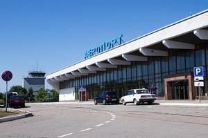 Херсонский аэропорт хочет заменить симферопольский