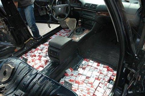 """""""Укртютюн"""" виступає за введення кримінальної відповідальності за контрабанду сигарет"""