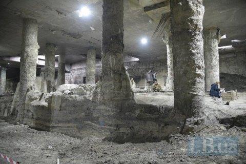 Київрада музеєфікує артефакти на Поштовій площі без розриву інвестдоговору
