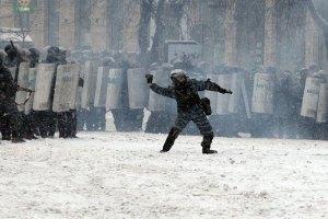 МВД для разгона Майдана завезло из России свыше 13 тыс. гранат