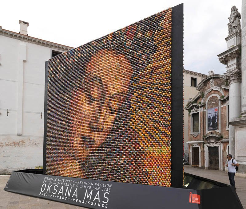 Проект Оксаны Мась