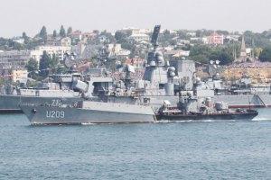 МЗС Росії: Чорноморський флот дотримується угод з Україною