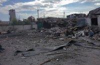 Бойовики шість разів обстріляли українських військових