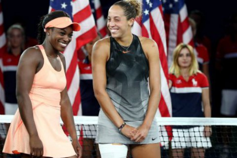 Слоан Стивенс выиграла US Open