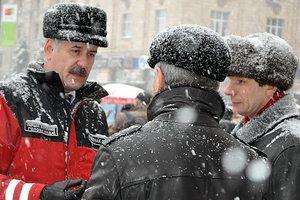 Власти обещают справиться со снегом в Киеве до понедельника