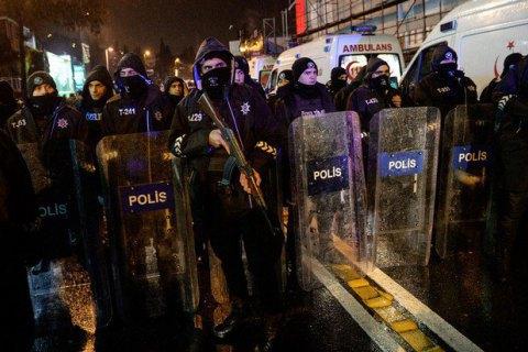 За підозрою в причетності до теракту в Стамбулі затримали вже 40 осіб
