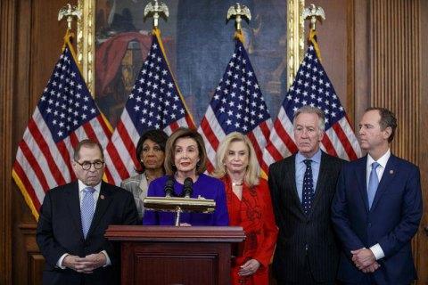 Демократи в Конгресі висунули звинувачення Трампу