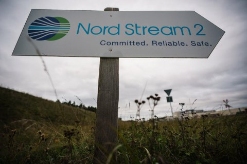 """""""Газпром"""" планує запустити """"Північний потік-2"""" у жовтні, - Bloomberg"""