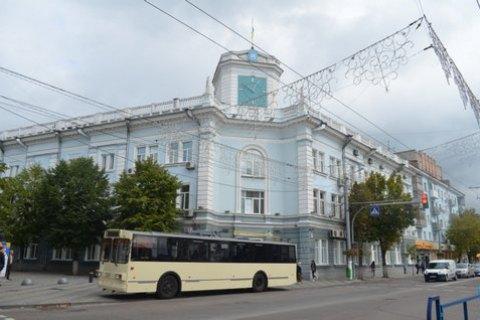 Житомир запустил оплату проезда в троллейбусе банковской картой