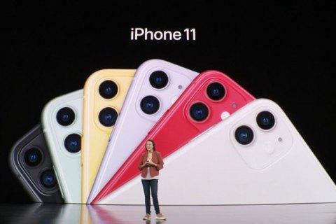 Apple представила новий iPhone і iPad 7-го покоління