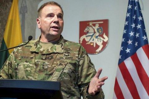 Генерал Бен Годжес: «Не думаю, що Росія бачить своєю кінцевою метою Херсон. Наступний крок - це Одеса»