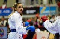 Украинка стала чемпионкой Европы по каратэ