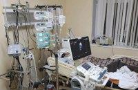 У Львові за ніч померла жінка з COVID-19 і чоловік з підозрою