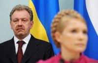 Тимошенко взяла на себя всю ответственность за газовые соглашения
