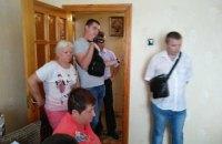 Поліцейські прийшли з обшуком до квартири координатора C-14 Мазура