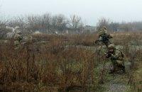 Російськи найманці шість разів обстріляли позиції ЗСУ на Донбасі