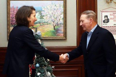 Перше цього року засідання Контактної групи з питань Донбасу відбудеться 16 січня