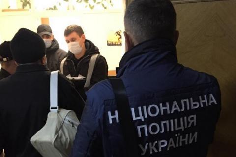 """Полиция разоблачила схему """"аномального"""" роста числа избирателей в трех областях"""