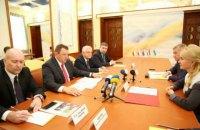 Послы Вышеградской четверки посетили Харьковскую область