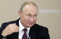 Путин: риски для транзита газа через Украину существуют