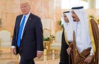 США и Саудовская Аравия заключили оружейную сделку на $110 млрд