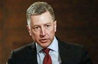 Волкер передал Суркову список заложников на Донбассе