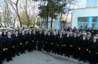 Штаб ВМС в Севастополе отказался переходить на сторону крымских сепаратистов