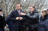Омелян проінспектував дороги в Київській області