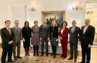 Рябошапка обсудил с послами G7 расследование катастрофы украинского лайнера