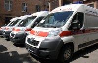Минздрав получил 216 автомобилей скорой помощи