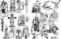 Расисткие татуировки мешают в поиске работы, - ученые