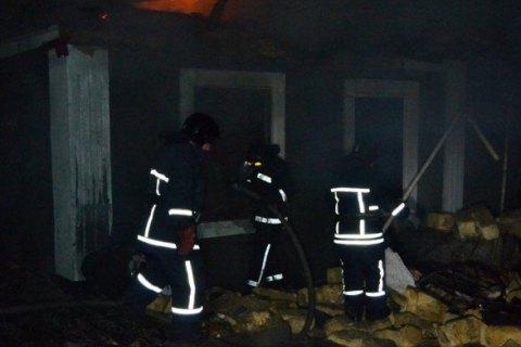 НаОдесчине из-за взрыва газового баллона пострадали три человека