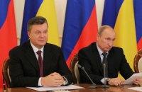 Янукович: покупать газ в России не выгодно