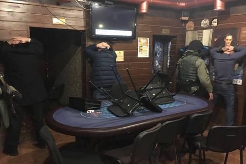 Силовики закрили велике казино в Києві