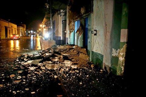 Кількість жертв землетрусу в Мексиці перевищила 60 осіб