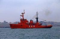 Украина отправила буксиры за захваченными РФ кораблями