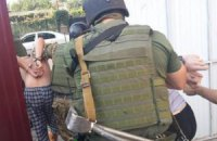 СБУ затримала диверсантів з ДНР у Запорізькій області