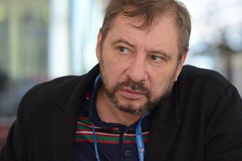 """Українські прикордонники зняли з поїзда журналіста """"РИА Новости"""""""