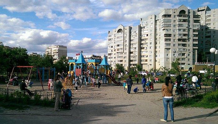 Парк 'Позняки'