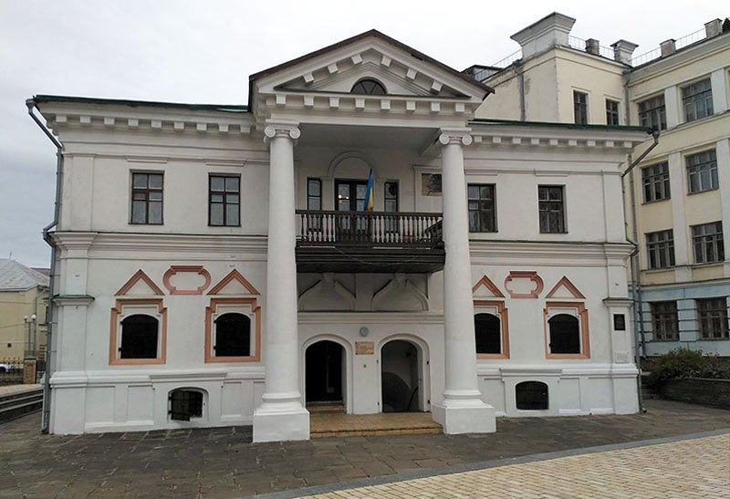 Музей гетьманства