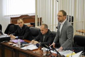 Власенко допускает, что к убийству Щербаня может быть причастен экс-губернатор