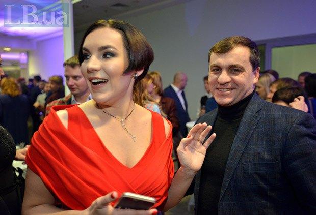 Иван Слободяник и Соня Кошкина