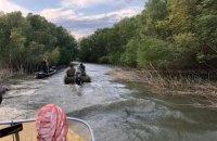 На Одещині під час патрулювання перекинувся човен з прикордонниками