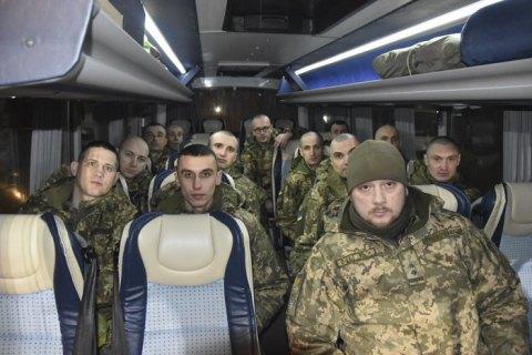 В Главном военном госпитале рассказали о состоянии 12 освобожденных из плена военных