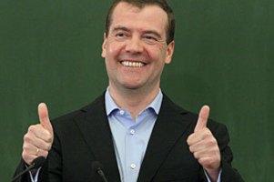 Медведев считает выборы в Госдуму самыми чистыми в истории России