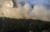 На території Чорнобильської зони немає осередків відкритого вогню, - ДСНС